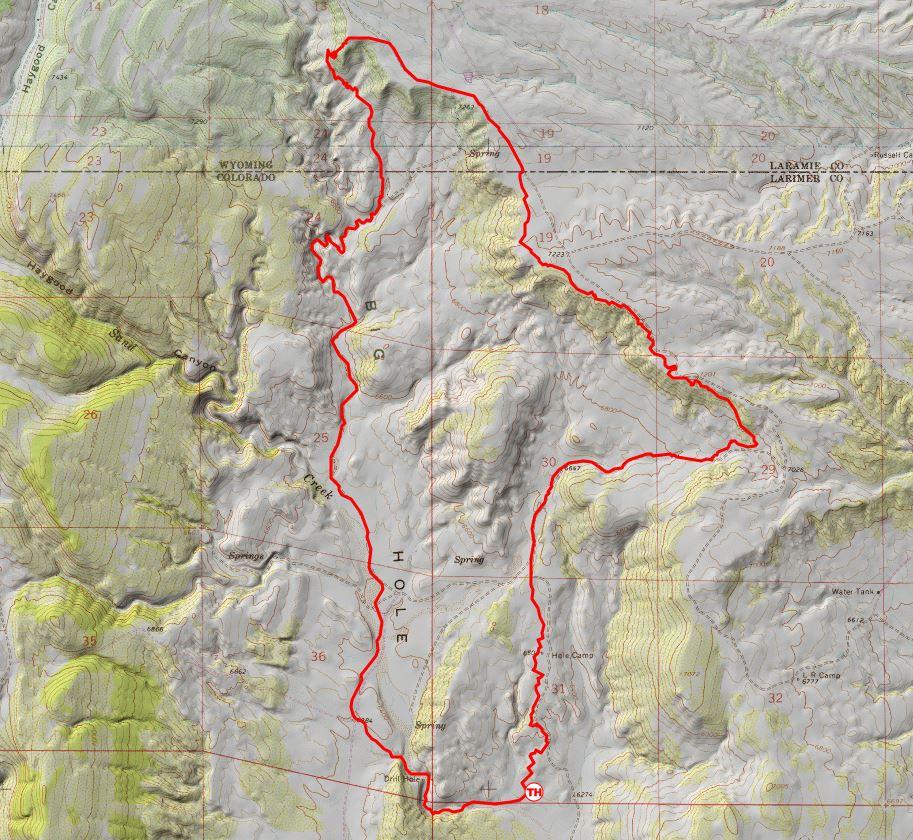 Cheyenne_Rim_Loop_Red_Mountain_Open_Space